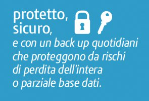 contacts manager sicuro protetto