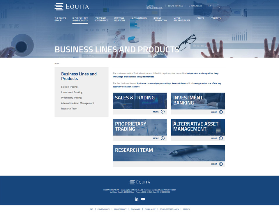 INTERNO BUSINESS EQUITA