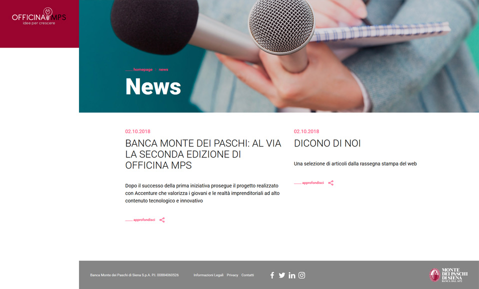 INTERNO NEWS OFFICINA MPS