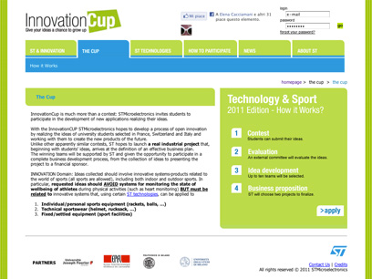 ST Innovation CUP 02