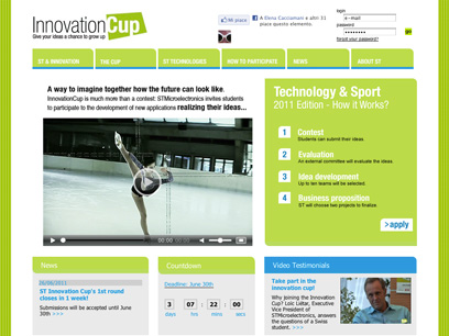 ST Innovation CUP 01
